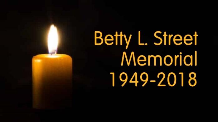 Memorial Service Graphic
